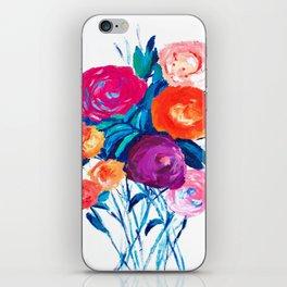 Flower Pops iPhone Skin