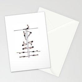 Surya Namaskar Stationery Cards