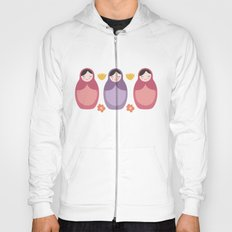 Russian Dolls Hoody