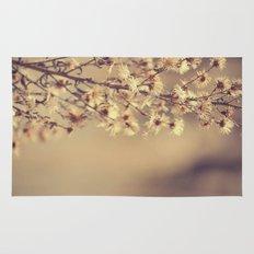 Sunday flowers Rug