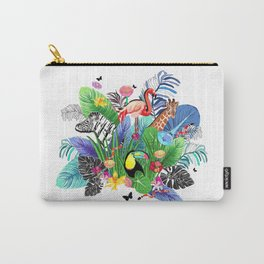 Tropical Paradise 001 Carry-All Pouch