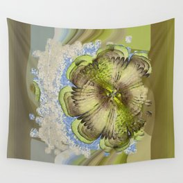 Diastaltic Wraith Flower  ID:16165-040334-27340 Wall Tapestry