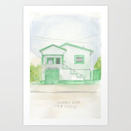 003.  Art Print
