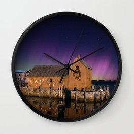 Photo Art Motif #1 Aurora Wall Clock