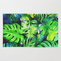 tropical plant Rug