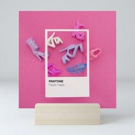 Heels Mini Art Print