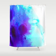 EVERY WHERE Shower Curtain