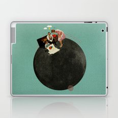 Life on Earth | Collage Laptop & iPad Skin