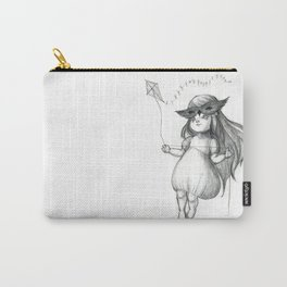 bird mask Carry-All Pouch