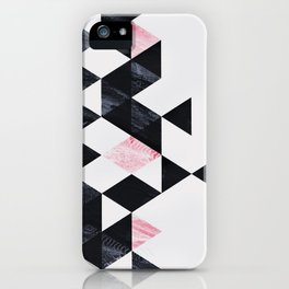 Geometry #1 iPhone Case
