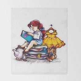 Petit Belle Throw Blanket