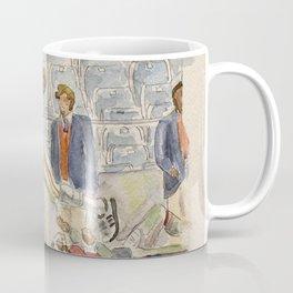 Earl Campbell Runningback Football Coffee Mug