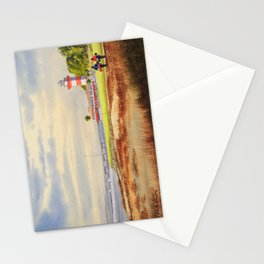 Harbor Town Golf Course SC Stationery Cards