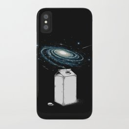Milky Galaxy iPhone Case