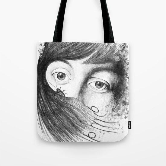 help me. Tote Bag