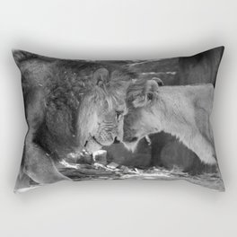 Head to Head   Melbourne, Australia Rectangular Pillow