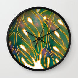Lau Ulu Meamata Wall Clock