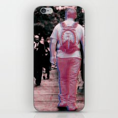 Corrupted Together iPhone & iPod Skin