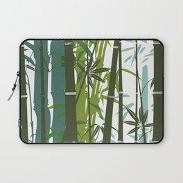 Bamboo wallpaper Laptop Sleeve