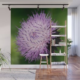 Thistle While You Work Wall Mural