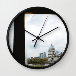 View from the Queen's House Wall Clock