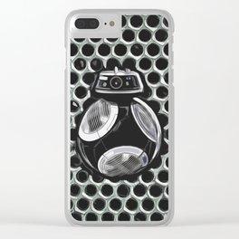 BB-9E Clear iPhone Case