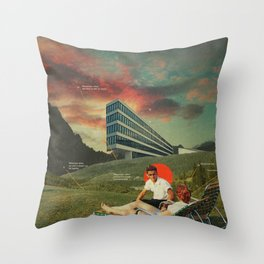 Remember When Throw Pillow