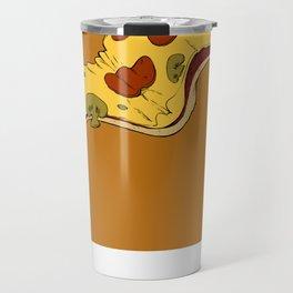 Pizza waves Travel Mug