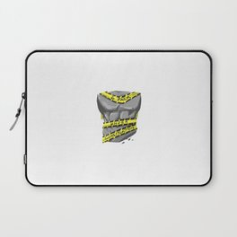 Six Pack - Under Construction Laptop Sleeve