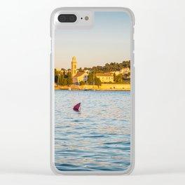 Hvar 2.1 Clear iPhone Case