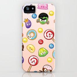 Sweet Wrecker Sweeties iPhone Case