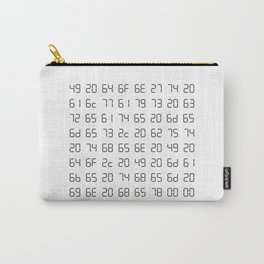 Hex meme Carry-All Pouch