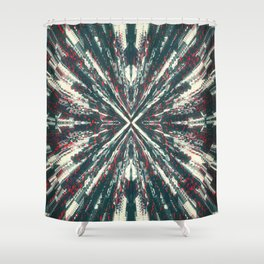 Real Politiks Shower Curtain