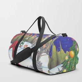 Christmas Duffle Bag