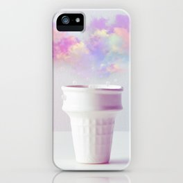 Forecast in a Cup iPhone Case