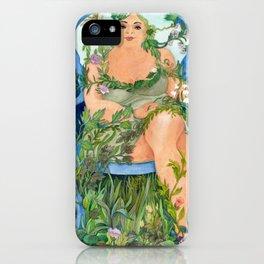 Florinda iPhone Case