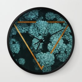 BLOOM 01 Wall Clock