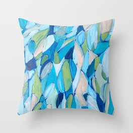 Jungle Vibes Throw Pillow