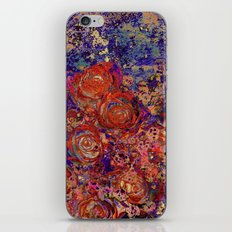 roses where are you iPhone & iPod Skin