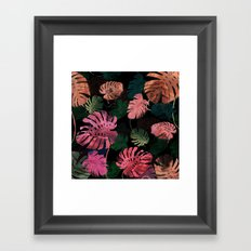 New Tropical Creation Framed Art Print