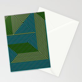 concentric 07 Stationery Cards