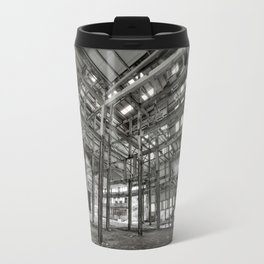 Metallic Structures Travel Mug