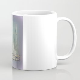 Flotilla of Yachts  Coffee Mug