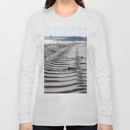 Traces in the sand 2 Long Sleeve T-shirt