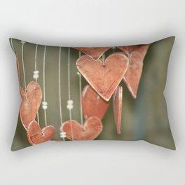 Hearts a Float ~ Romance Series Rectangular Pillow