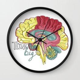 Think Big Wall Clock