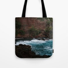 On the Beaches of Maui Tote Bag