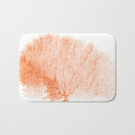 """Sea Fan Coral""  Bath Mat"
