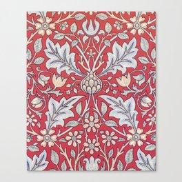 William Morris - Triple Net - Digital Remastered Edition Canvas Print
