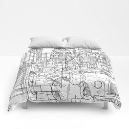 London! Comforters